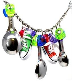 spoon delight parrot toy cage