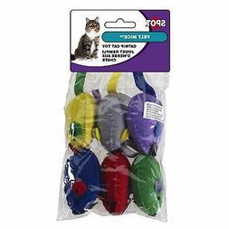 spot felt mice cat toy