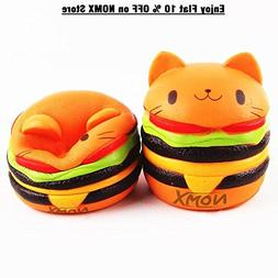 Squishy Cat Slow Rising Kawaii - Squishies for Stress Relief