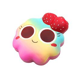 ZERMDIEY1 Squishy Jumbo Slow Rising Scented Soft Stress Reli