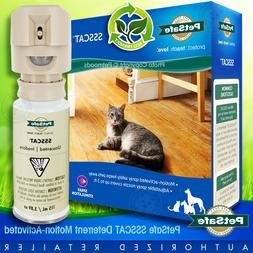 NEW! PetSafe SssCat Spray Deterrent System 1ct