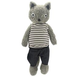 JIARU Stuffed Animals Toys Cats Plush Soft Adorable Dressed