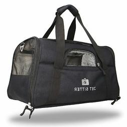 Jet Sitter Super Fly Airline Approved Soft Sided Pet Carrier