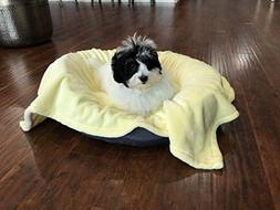 Higher Comfort Super Soft Pet Blanket for Small Dogs, Puppie