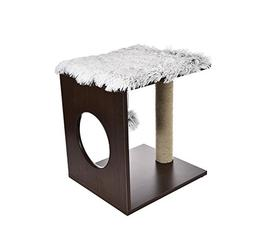 Orchid Stone Superior Classical Cat Activity Tree House, Scr