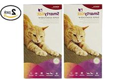 SmartyKat Superscratcher Plus Cat Scratcher  - Pack of 2