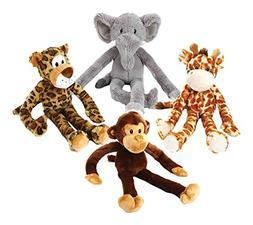 """Swingn Safari Dog Toy22"""""""