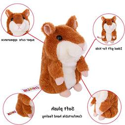 The Original Talking Hamster -Plush Interactive Toys Mimicry