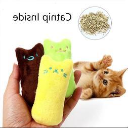 Teeth Grinding Catnip <font><b>Toys</b></font> Funny Interac