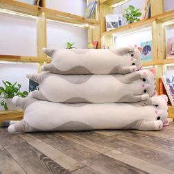 The <font><b>cat</b></font> sleep pillow long pillow cute do