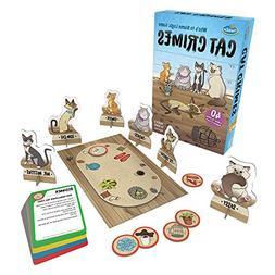 Thinkfun Cat Crimes Logic Game Brainteaser Challenge