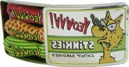 Yeowww Tin of Stinkies, 3 in a Sardine Tin, Multicolor, 1Pac