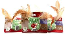 Petlinks® Tipsy Twilight, Owl Cat Toy
