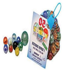 TOY MARBLES 50PK by IMPERIAL TOY MfrPartNo 7850