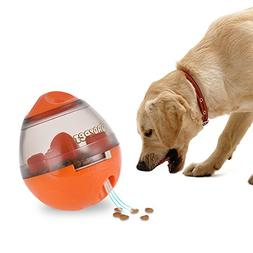 DADYPET Treat Ball, Interactive Dog Toys Treat Dispenser, IQ