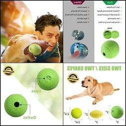 AD Treat Ball - Interactive Dog Toys - Non-toxic & Durable R