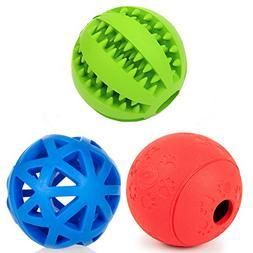 PetFavorites Treat Dispensing Dog Toy IQ Balls - Interactive