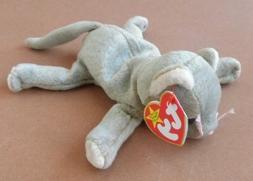 TY Beanie Babies Scat the Cat Stuffed Animal Plush Toy - 8 i