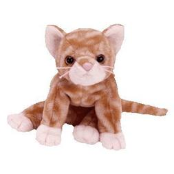 TY Beanie Baby - AMBER the Gold Tabby Cat