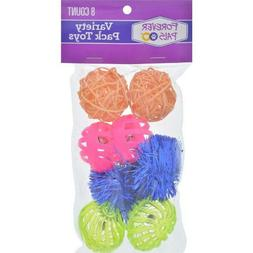 Variety pack toys, Dog toys, Cat toys, Variety balls. Our ca