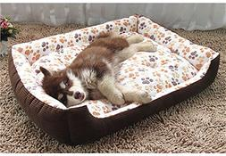 Waterproof Pet Mat Dog Bed Puppy Sofa Winter Warm Cat House