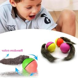 Weasel Activation Ball Child Pet Dog Cat Play Toy Gift Jumpi