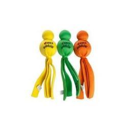 "Kong Wet Wubba Dog Toy large- 15.5"" length x 3.25"" width x 4"