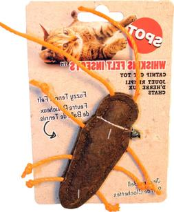 Whiskins Felt Insect , PartNo 52047, by Ethical Cat, Size 4