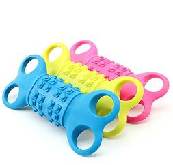 Winwin,Non-Toxic Rubber TPR Toy for Puppies,Dogs Bone Teethi