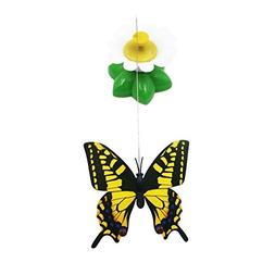 Wire Butterfly Cat Toy - Moving Butterfly Cat Toy - 1 Pcs El