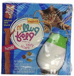 Friskies Wobbert Cat Toy Play Pack