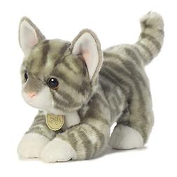 World Stuffed Animal Toy Cat Plush Realistic Styling Superio