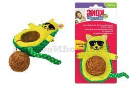 Kong Wrangler AvoCATo Cat Toy       Free Shipping