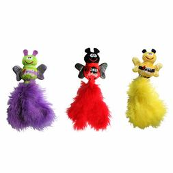 KONG Wubba Cat Bug Cat Toy
