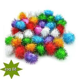 Yazy Craft Sparkle Balls 50 pcs
