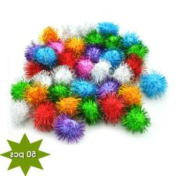 yazy craft sparkle balls