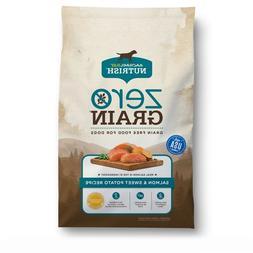 Rachael Ray Nutrish Zero Grain Dog Food - Natural, Salmon &