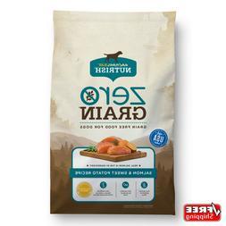 Rachael Ray Nutrish Zero Grain Natural Dry Dog Food, Salmon