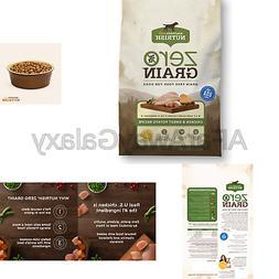 Rachael Ray Nutrish Zero Grain Natural Dry Dog Food, Chicken