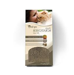 Fresh Kitty Zip Kitty Incline Scratcher with Toy