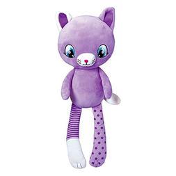 "Adora Zippity Hug N Hide Whispurr the Cat Kitty 21.5"" Cuddly"