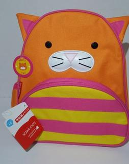 Skip Hop Zoo Pack Little Kid Backpack, Cat - New & Authentic