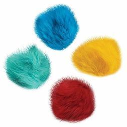 Zanies ZW3460 Fur Balls Canister, 80-Piece